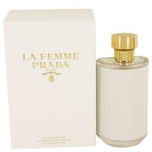 Prada La Femme 3.4 Oz Eau De Parfum Spray image 4