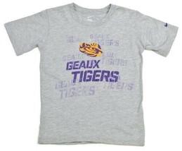 LSU Tigers Geaux Nike Boy's T-Shirt sz Youth Large - $6.88