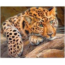 Diamond Mosaic Cross Stitch Pasted Painting DIY Home Decora Craft animal - $10.00+