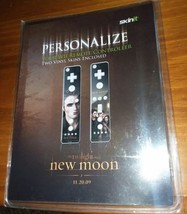 Skinit Personalize Skin The Twilight Saga New Moon Compatible Wii Remote... - $8.91