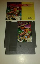 Vegas Dream (Nintendo Entertainment System) w/ Manual - $7.66