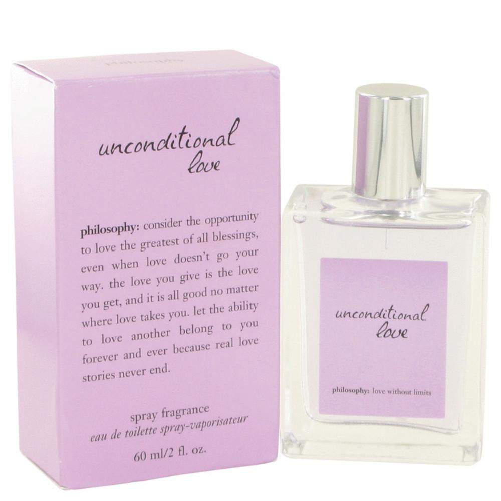 Unconditional Love By Philosophy Eau De Toilette Spray 2 Oz For Women - $63.15