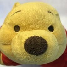 "Disney Winnie the Pooh Plush Pillow Pet 18"" Stuffed Animal Bear Red Yellow - $39.19"