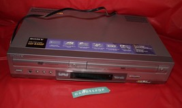 Sony SLV-D300P DVD Player VCR Combo Movie Player - $49.49