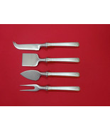 Craftsman by Towle Sterling Silver Cheese Serving Set 4 Piece HHWS  Custom - $247.10