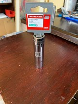 """CRAFTSMAN 14mm Deep Socket - 1/2"""" Drive 12-Point - 45939 - Chrome plated - NEW!! - $8.99"""