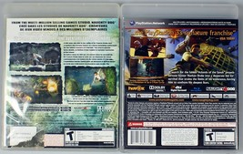 Drakes Fortune Uncharted deception lot of 2 games Sony Play station 3 PS Game image 2