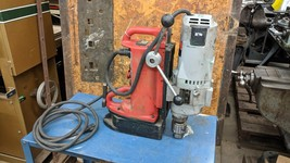 Milwaukee 4202 Electromagnetic Variable speed magnetic drill Press 4297-... - $1,137.51