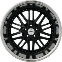 4 G23 Amaya 20x10 inch Black Rims fits FORD MUSTANG GT 2005 - 2020 - $699.99
