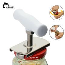 FHEAL® 1pc Bottle Opener Stainless Steel Anti-skid Openers Labor-saving ... - £7.12 GBP