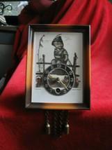 Vintage Small Hummel Miniature Clock W. Germany # 9662 - $9.46
