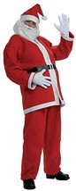 Forum Novelties Men's Simply Santa, 5XL, As Shown, 5X - $40.34