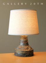 WOW! MID CENTURY BRUTALIST MARCELLO FANTONI LAMP! RAYMOR SCULPTURE VTG 50'S - $1,950.00