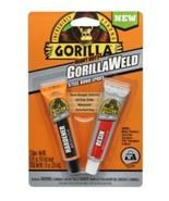 Gorilla Glue 4330101 Heavy Duty GorillaWeld Steel Bond 2-Part Epoxy - $9.95