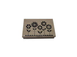 Stampin UP! Hello Blossoms Rubber Stamps - $8.81