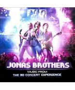 Jonas Brothers ( Music from the 3D Concert Experience ) - $1.98