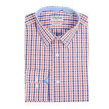 Berlioni Italy Men's & Boys Premium Yarn Dyed Luxe Cotton Dress Shirt Modern Fit image 8