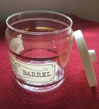 Vintage 60s Pyrex Cracker Barrel canister image 3