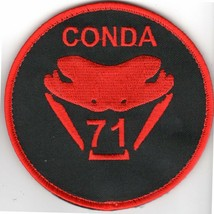 """4"""" Usaf Air Force 14FTW Conda 71 Class Flying Training Embroidered Jacket Patch - $18.99"""