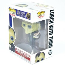 Funko Pop! Movies The Addams Family Lurch with Thing #805 Vinyl Figure image 2