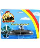 Theodore Tugboat Northumberland Submarine Diecast Metal Ertl 1998 Sealed... - $54.44