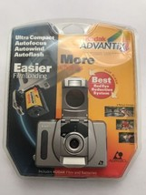 Kodak Advantix T550 Auto Focus APS Point & Shoo... - $23.38