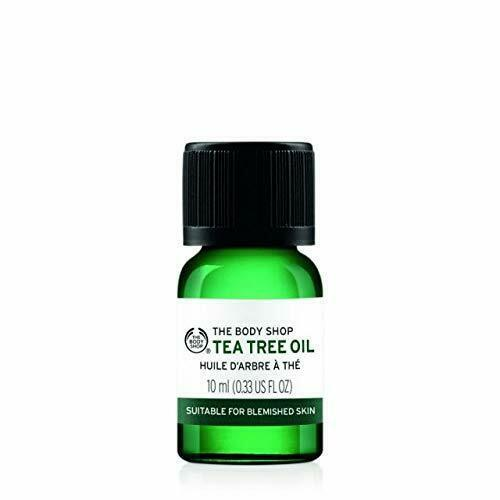The Body Shop Tea Tree Oil- 10 Ml FREE SHIP - $19.20