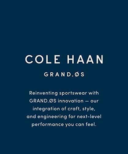 Cole Haan Men's Birdseye 1/4 Zip Knit Sweater (Large Stellar)