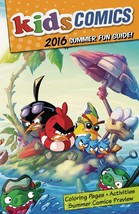 Kids Comics 2016 Summer Fun Guide Angry Birds Grumpy Cat Archie Avengers Ladybug - $9.89