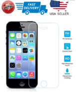 High Quality Premium Real Tempered Glass full Screen Protector for iPhon... - $3.87