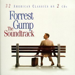 Forrest Gump The Soundtrack Cd