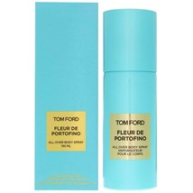 NEW Tom Ford Fleur De Portofino All Over Body Spray 4 Oz. / 150mL - $39.99