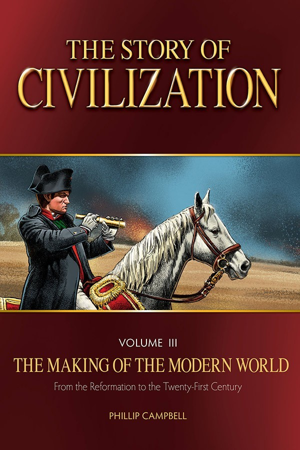 The story of civilization vol. 3   the making of the modern world  text book
