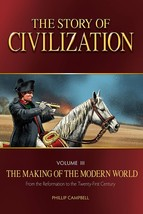 The story of civilization vol. 3   the making of the modern world  text book  thumb200