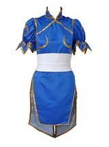 Street Fighter Chun Li Cosplay Costume - $89.99+