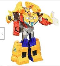 Optimus Prime Action Figure Spark Armor Cyberverse Ark Power Transformer... - $90.00