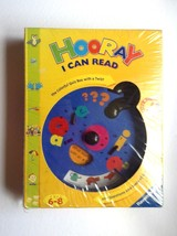 Hooray I Can Read Clock by Ravensburger - $29.95