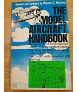 MODEL AIRCRAFT HANDBOOK By Howard Garrett Mcentee *Excellent Condition* - $19.79