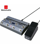 TS Mega 2 In 1 Midi Foot Controller With Audio Interface Guitar Pedal USB - $88.10+