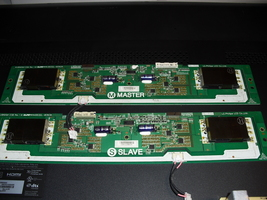 6632L-0392a,   6632L-0393a   inverters  boards  for  vizio  vo42L  fhdtv10a - $64.99
