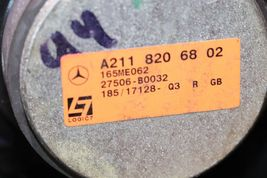 07 Mercedes W211 E350 E500 Harman/Kardon Rear Right Door Speaker A2118206802 image 5