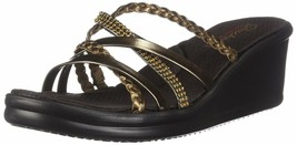 Skechers Cali Women's Rumblers-Social Butterfly Wedge Sandal - $26.17+