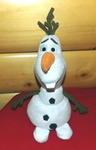 """TY Beanie Buddies Disney Frozen OLAF Plush 12"""" Snowman Buddy - $6.29"""