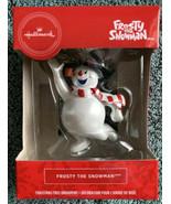 Hallmark Frosty the Snowman Skating Christmas Tree Ornament 2019 Holiday... - $15.83