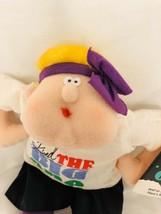 Vtg. Hallmark Novelty Cloth Doll  I Survived The Big One Over The Hill  ... - $9.89