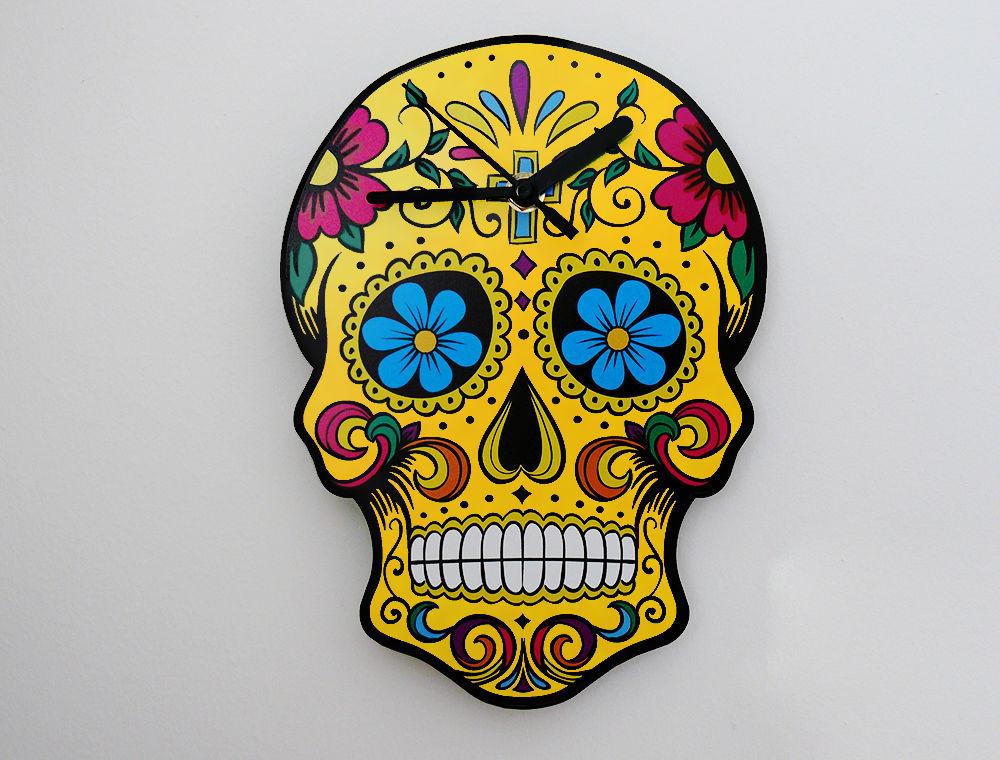 Sugar Skull - Day Of The Dead - Dia De Los and 50 similar items