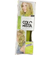 L'Oreal Colorista Semi-Permanent Temporary Hair Color Lime Green 800 NIB - $7.37