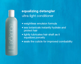 Aquage equalizing detangler 2oz/12oz/35oz ***AUTHENTIC & FREE SHIPPING - $8.50+