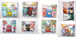 Boys Briefs Underwear 3 Packs TMNT Justice League Spider-Man Star Wars M... - $10.99