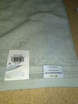 Threshold Forgotten Sage Hand Towel  13'' x 13'' --- new with tag. image 3